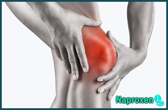 Naproxeno dolor de rodilla